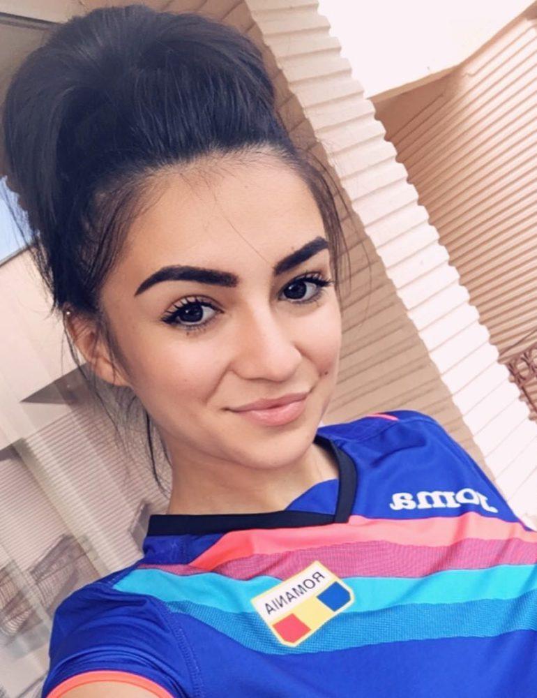 """(INTERVIU) Roxana Panţa, atleta din Alba Iulia cu performanţe sportive remarcabile: """"Un eșec sau o nereușită nu este vizualizat/ă din punctul meu de vedere negativ, ci acestea fac parte din drumul spre succes"""""""