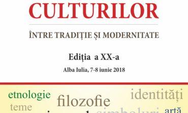 """7-8 iunie: Conferința """"Dialogul culturilor – între tradiție și modernitate"""", la UAB"""