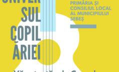 """22-24 IUNIE: Festivalul de muzică ușoară și folk """"Universul copilăriei"""", ediția a IV-a, la Sebeş. PROGRAM"""