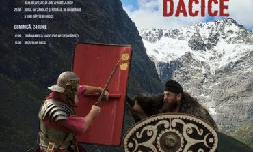 FOTO-VIDEO: A XII-a ediţie a Festivalului Cetăților Dacice, la Cetatea de Baltă. PROGRAM