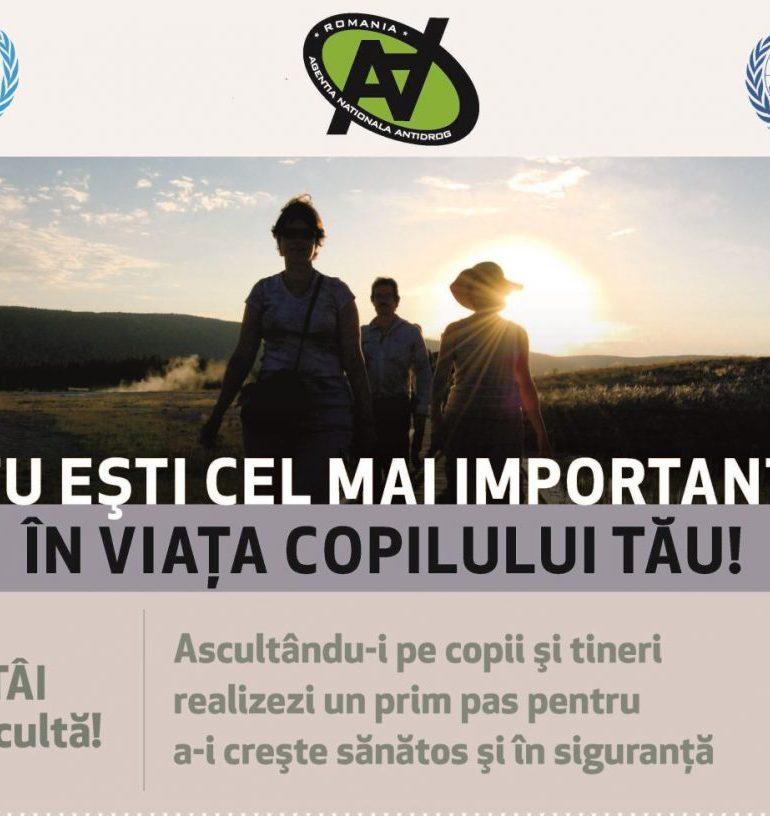CPECA Alba: Exerciții interactive și activități informative pentru prevenirea consumului de droguri