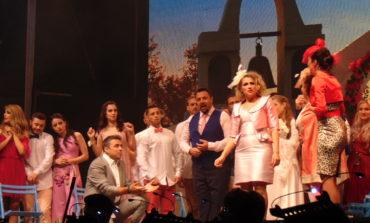 FOTO-VIDEO: Mamma Mia, primul musical românesc, în ultima seară a festivalului Sărbătoarea Muzicii 2018