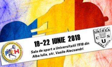 Peste 200 de sportivi din toate colțurile țării, așteptați la Alba Iulia la Campionatul Național de Haltere Under 17, organizat de Clubul Sportiv Unirea