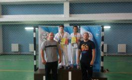 FOTO: Două locuri trei – la individual și un loc întâi – la echipe, pentru judoka legitimați la CS Unirea Alba Iulia, la Concursul Național U 11 de la Mangalia