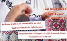"""VINERI: """"100 TransilvanIA"""" – sărbătoare dedicată iei românești, la Centrul de Resurse """"Academia Doamnelor"""" Alba Iulia"""
