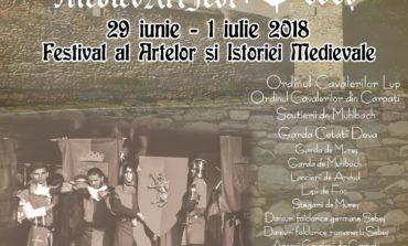 29 iunie - 1 iulie: MedievArtFest Sebeș. Programul evenimentului