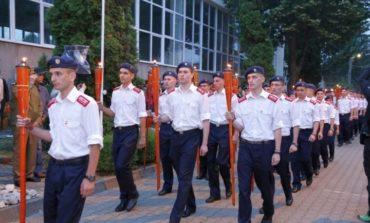 """Aproape 60 de elevi ai Colegiului Național Militar """"Mihai Viteazul"""" Alba Iulia  s-au vindecat și au revenit în colegiu"""