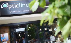 Reprezentanți ai Casei Gucci au prezentat colecția de primăvară-vară la inaugurarea celui mai modern cabinet oftalmologic din rețeaua Opticline