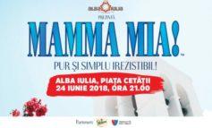 """24 IUNIE: Spectacolul """"Mamma Mia!"""", la Sărbătoarea Muzicii de la Alba Iulia"""