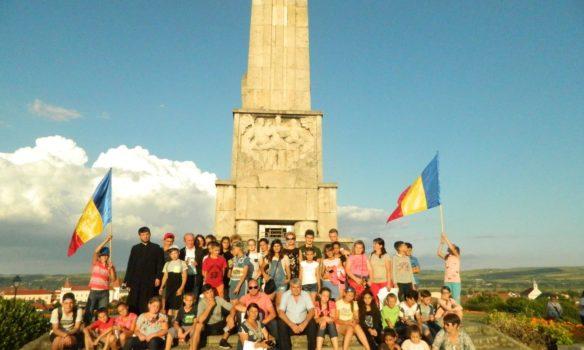 """FOTO: Oaspeți din Republica Moldova la Centrul de zi ,,Sfântul Serafim de Sarov"""" din Războieni"""