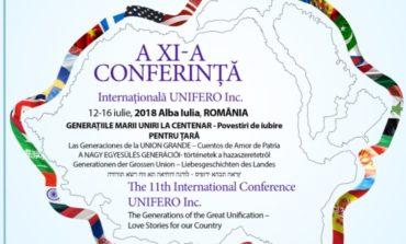 """13-15 iulie: Conferință Internațională """"Generațiile Marii Uniri la Centenar"""", la Alba Iulia. PROGRAM"""
