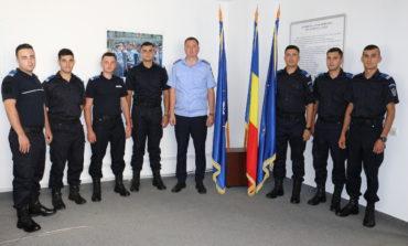 """FOTO: Forţe proaspete la Inspectoratul de Jandarmi Judeţean """"Avram Iancu"""" Alba"""