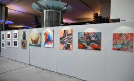 """FOTO: """"Imaginile divinităţii"""", un proiect Inter-Art, sub Înaltul Patronaj al Preşedintelui României, desfăşurat la Parlamentul European din Bruxelles"""