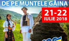 21-22 iulie: Târgul de Fete de pe Muntele Găina. PROGRAMUL pentru cea mai iubită sărbătoare a moţilor