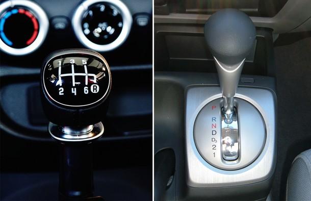 Cutie de viteze manuală vs. automată. Tu ce alegi?