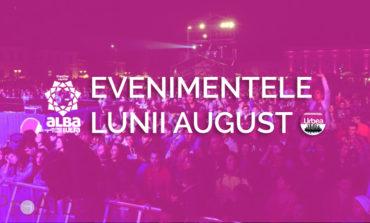 Evenimentele lunii AUGUST 2018, la Alba Iulia. Festivaluri, spectacole, târguri şi multă distracţie