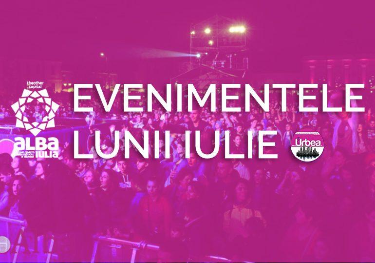 Evenimentele lunii IULIE, la Alba Iulia: Zile pline de spectacole, umor, competiţii sportive şi concursuri