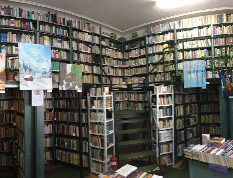 """BIBLIOTECA –  destinația perfectă pentru minte și suflet! """"Itinerarii picturale"""" și """"Dintr-o privire"""" – două expoziții de artă găzduite de Biblioteca Județeană """"Lucian Blaga"""" Alba, în luna iulie"""