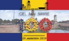 29 septembrie: #CelMaiMare100, la Alba Iulia. Se caută participanți și voluntari