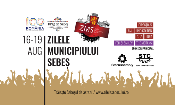Transport public local gratuit în Municipiul Sebeş pe durate Zilelor Oraşului