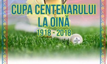 """25-26 august: """"Cupa Centenarului"""" la oină va avea loc la Sebeș"""