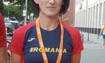 FOTO: Mărșăluitoarea Ana Rodean, legitimată la CS Unirea Alba Iulia, locul 19 și record personal la Campionatele Europene de Atletism de la Berlin
