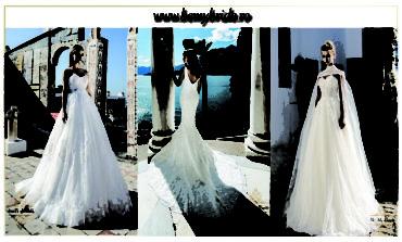 S-a lansat www.bemybride.ro - Găsește-ți rochia de mireasă mult visată!