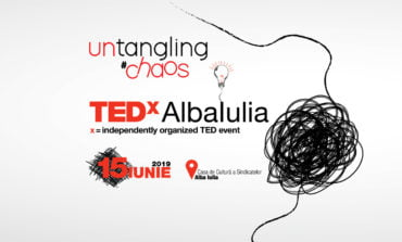 Un haos educativ la TEDXAlbaIulia 2019