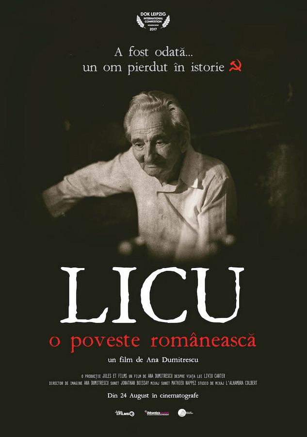 """Vineri: """"Licu, o poveste românească"""" ajunge în premieră la Alba Iulia"""