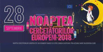 28 septembrie: Noaptea Cercetătorilor Europeni, marcată la Alba Iulia. Evenimentul este sărbătorit anul acesta în peste 20 de orașe din România