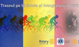 SÂMBĂTĂ: Traseul pe bicicletă al fotografului Unirii, Samoilă Mârza. Program şi detalii despre traseu