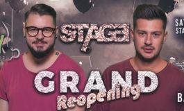 6 octombrie: Grand Reopening, în Club Stage din Alba Iulia. Adi Mihăilă și Lucian Bărbulescu de la Radio ZU deschid sezonul petrecerilor