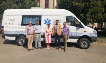 """DSP Alba inițiază proiectul """"Caravana Sănătății"""" pentru îmbunătățirea stării de sănătate a populației și creșterea acoperirii vaccinale"""