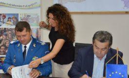 FOTO: Noi investiții POR în Regiunea Centru. Jandarmeria Alba primeşte 2,2 milioane lei printr-un proiect Regio 2014-2020