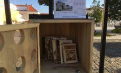 """FOTO: Proiectul  ,,Biblioteca urbană"""" cerut de comunitatea din Alba Iulia"""