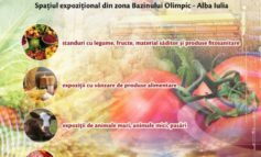 21-23 septembrie: Târgul Apulum Agraria 2018. Bogăţiile toamnei ajung la Alba Iulia. PROGRAM