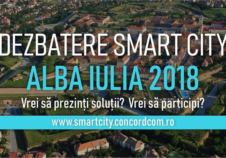 8-9 octombrie: Dezbaterea Smart City Alba Iulia 2018 va arăta cum se poate dezvolta în mod inteligent un oraș într-un timp foarte scurt