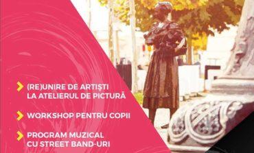 8-11 noiembrie: ArtFEST100, la Alba Iulia. 100 de artiști români și străini, artiști fotografi și muzicieni se reunesc în Cetatea Alba Carolina