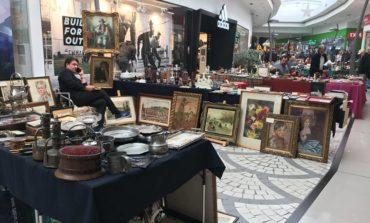 FOTO: Obiecte valoroase și bijuterii inedite la Târgul de antichități și handmade de la Alba Mall