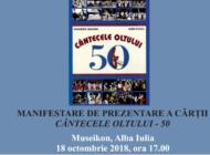 """Joi: Lansarea cărţii """"Cântecele Oltului – 50 de ani"""", o punte peste timp între judeţele Alba şi Vâlcea, la Museikon"""