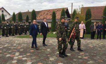 JOI: Manifestări prilejuite de Ziua Armatei, la Sebeș