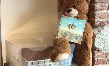 FOTO-VIDEO: Târg de poveşti pentru copii la Alba Iulia. Micile inimioare de cititori au bătut la unison în ritmuri de poveste