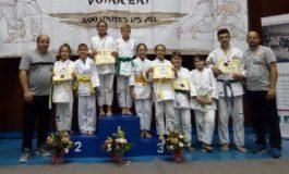 """FOTO: Sportivii legitimați la CS Unirea Alba Iulia au obținut cinci medalii la Turneul Internațional de Judo """"Mureșul"""" CIS Gaz"""