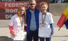 FOTO: CS Unirea Alba Iulia – trei medalii la Campionatele Naționale de Marș: Bianca Molnar, locul I la tineret