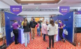 FOTO: 700 de candidați au fost în căutarea unui loc de muncă la Târgul de Cariere Alba Iulia