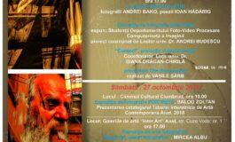 26-27 octombrie: Festivalul Internaţional de Film si Artă Fotografică la Aiud. PROGRAM