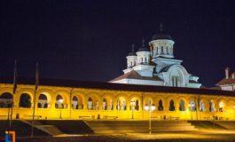 """""""Mă vezi? 1918 într-o altă lumină"""", la Alba Iulia. Spectacol vizual și sonor, la Catedrala Încoronării"""