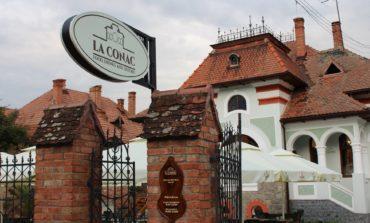 La Conac, un restaurant boieresc, rupt din povestea timpului