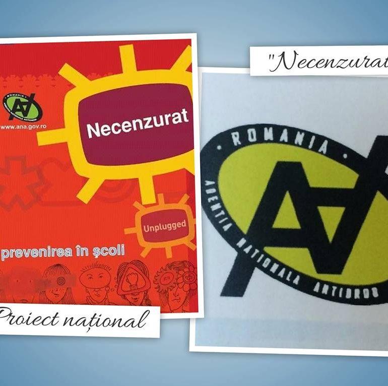 """Proiectul național """"Necenzurat"""", implementat în şcolile şi liceele din judeţul Alba"""