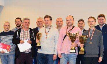 """FOTO: Ihor Nester (Ucraina) învingător în Openul Internaţional de Şah """"România 100"""""""